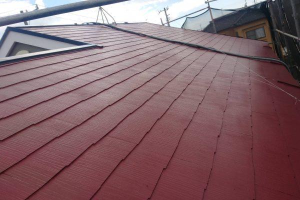 W様邸の屋根工事
